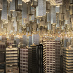 surrealism: Downtown/UpTown