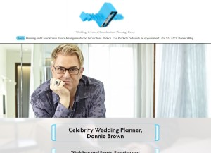Web Design: donniebrown.com